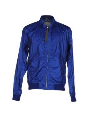 Куртка NEMEN. Цвет: ярко-синий