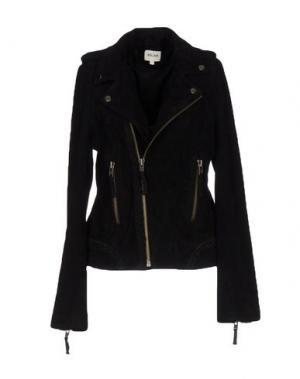 Куртка BELAIR. Цвет: черный