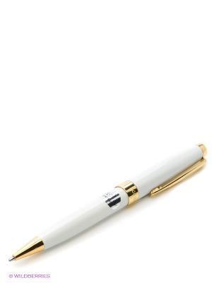 Подарочная ручка Poem Centrum. Цвет: белый