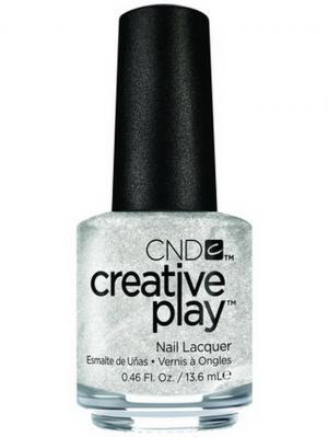 Лак для ногтей CND 91119 Creative Play # 448 (Urge To Splurge), 13,6 мл. Цвет: белый