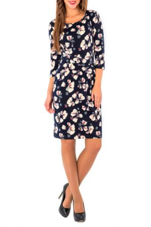 Платье S&A style. Цвет: бежевый
