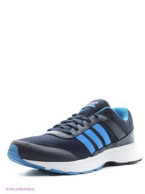 Кроссовки Cloudfoam Vs City Adidas. Цвет: темно-синий, антрацитовый, лазурный