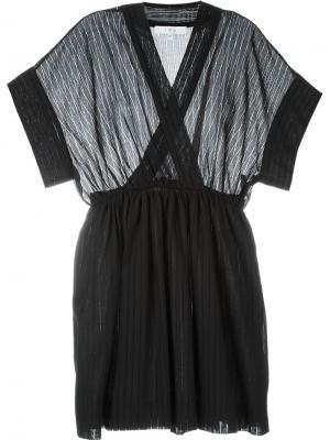 Платье Sigrid Iro. Цвет: чёрный