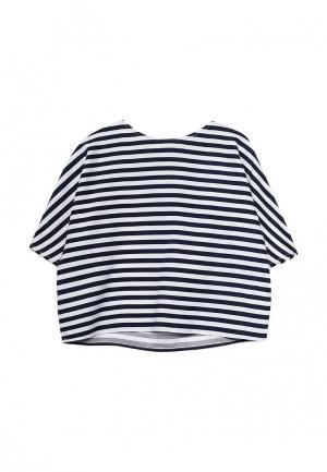 Блуза Gulliver. Цвет: синий