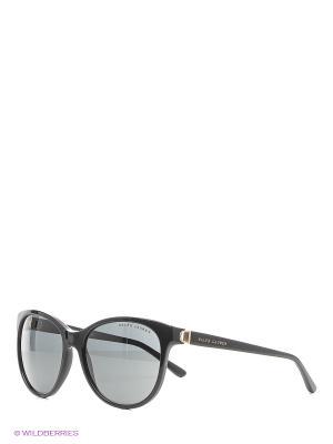 Солнцезащитные очки RALPH LAUREN. Цвет: черный
