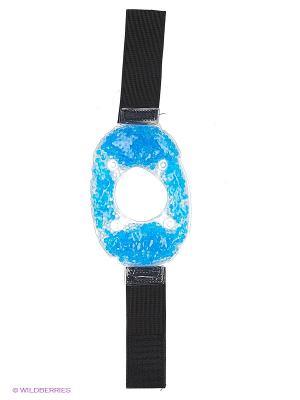 Компресс для колена гелевый BRADEX. Цвет: голубой