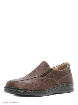Ботинки ортопедические Finn Comfort. Цвет: серый, бежевый
