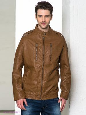 Куртка Conver Vintage. Цвет: коричневый