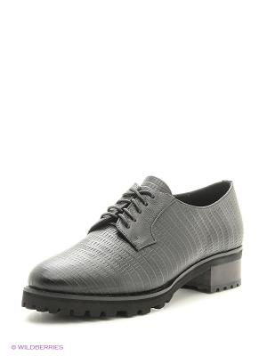 Ботинки Lisette. Цвет: черный