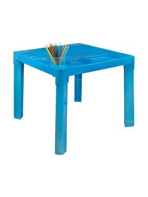 Стол детский Альтернатива. Цвет: голубой