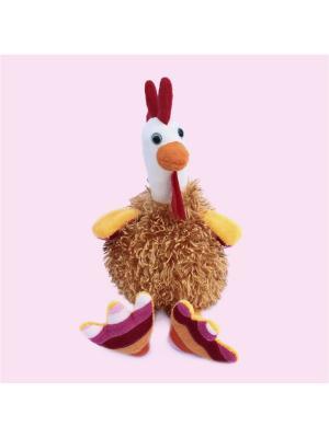 Мягкая игрушка Петух Ричи Malvina. Цвет: желтый