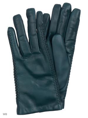 Перчатки MERCEDES-BENZ. Цвет: зеленый