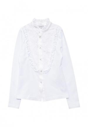 Блуза Junior Republic. Цвет: белый