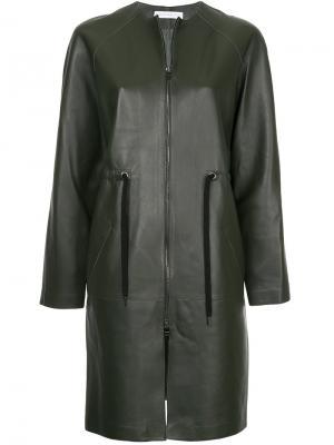 Куртка Ballade Inès & Maréchal. Цвет: зелёный