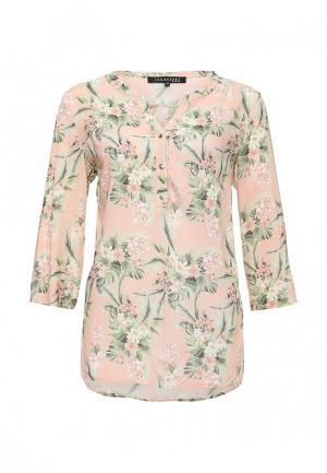 Блуза Top Secret. Цвет: бежевый