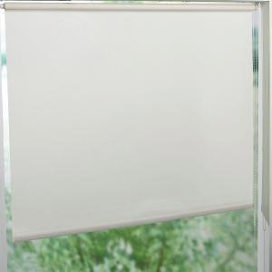 Штора рулонная, пропускающая свет, широкая SCENARIO. Цвет: бежевый песочный,белый,светло-серый,серо-бежевый,серо-коричневый,синий морской