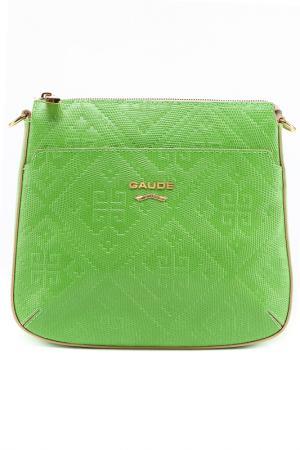 Сумка Gaude. Цвет: зеленый