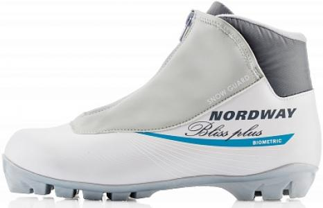 Ботинки для беговых лыж женские  Bliss Plus NNN Nordway
