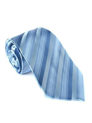 Галстук Franco Frego. Цвет: голубой