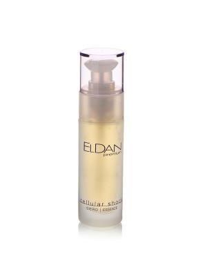 Сыворотка Premium cellular shock ELDAN cosmetics. Цвет: прозрачный