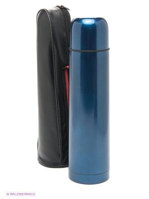 Термос Bekker. Цвет: синий
