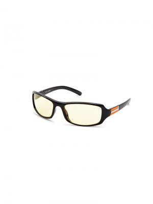 Компьютерные очки (для геймеров) SP Glasses SKILL03, манго. Цвет: черный, оранжевый