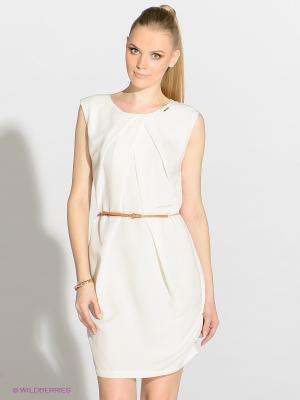 Платье Gaudi. Цвет: белый