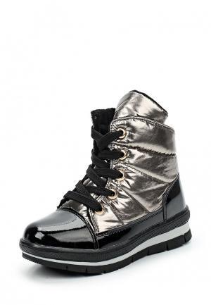 Ботинки Patrol. Цвет: золотой