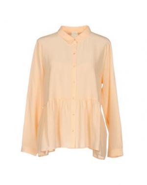 Pубашка DES PETITS HAUTS. Цвет: розовый