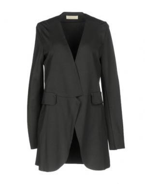 Легкое пальто VICOLO. Цвет: свинцово-серый