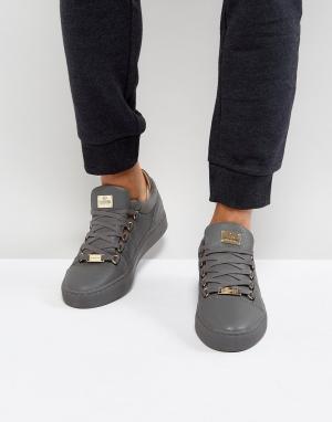 Glorious Gangsta Серые кроссовки. Цвет: серый