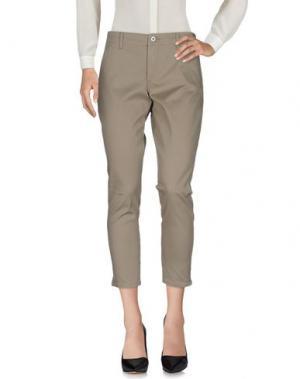 Повседневные брюки LEVI'S RED TAB. Цвет: серый