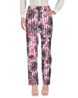 Повседневные брюки SHIRTAPORTER. Цвет: пастельно-розовый