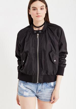 Куртка Free People. Цвет: черный