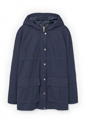Куртка Violeta by Mango - SOFIA8. Цвет: синий