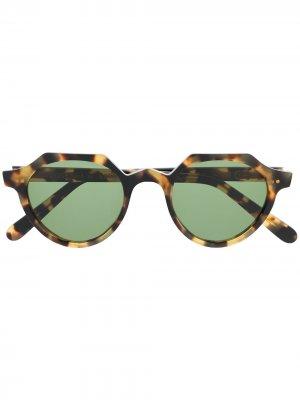 Солнцезащитные очки Olimpo Epos. Цвет: коричневый