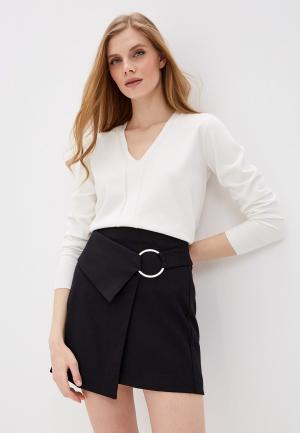 Пуловер Mango - CHANGEV. Цвет: белый