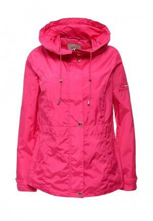 Куртка Sela. Цвет: фуксия