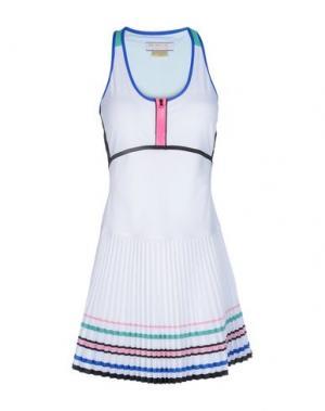 Короткое платье MONREAL LONDON. Цвет: белый