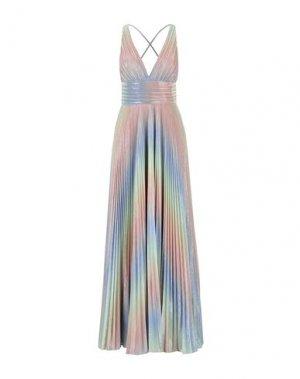 Длинное платье JOVANI. Цвет: розовый