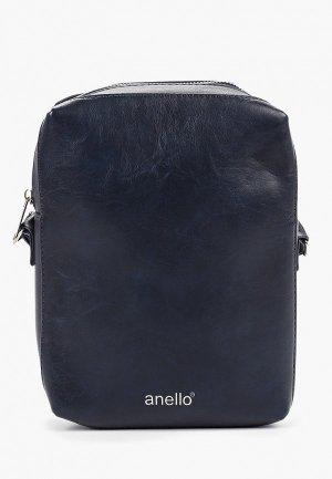 Сумка Anello. Цвет: синий