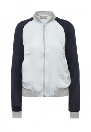 Куртка Vero Moda. Цвет: голубой