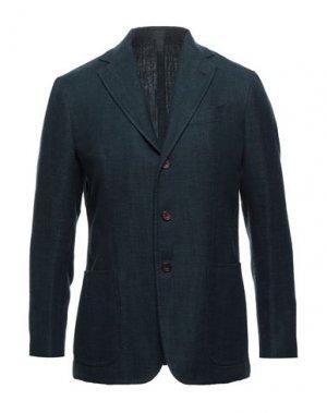 Пиджак SARTORIO. Цвет: темно-зеленый