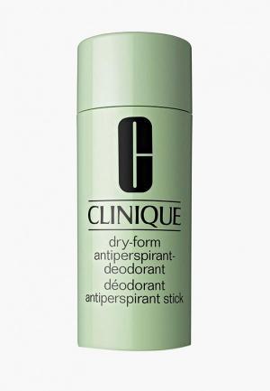 Дезодорант Clinique Твёрдый Dry Form Antiperspirant-Deodorant. Цвет: прозрачный