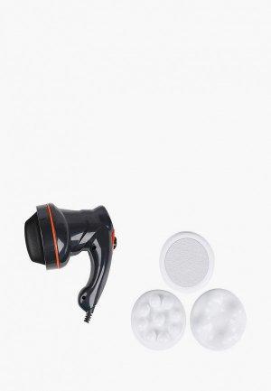 Массажер для тела Gezatone электрический с ИК прогревом AMG 114. Цвет: черный