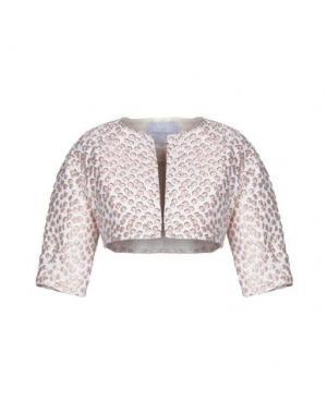 Пиджак PARAKIAN. Цвет: светло-розовый