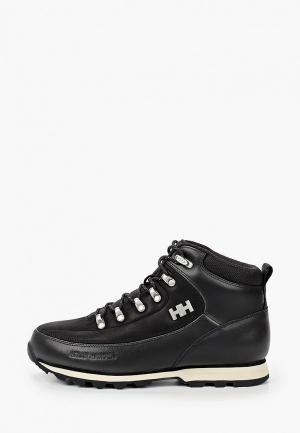 Ботинки Helly Hansen W THE FORESTER. Цвет: черный