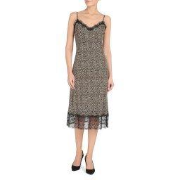 Платье MF98YNHCJJ леопардовый MICHAEL KORS