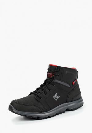 Ботинки DC Shoes TORSTEIN. Цвет: черный