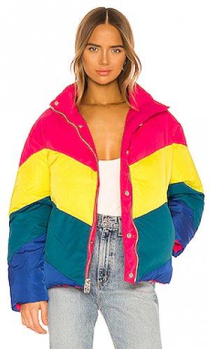 Дутая куртка BLANKNYC. Цвет: розовый